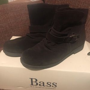 Bass Booties shoes